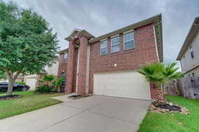 Katy Single Family Home For Sale: 25206 Hazel Ranch Drive