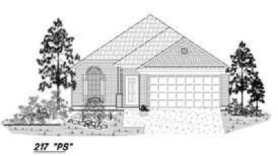 Cypress Single Family Home For Sale: 15618 Chestnut Branch