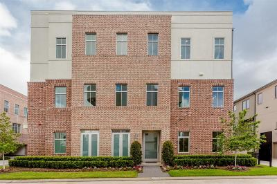 Sugar Land Condo/Townhouse For Sale: 1430 Lake Pointe Parkway