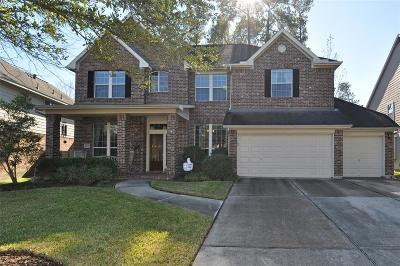 Humble Single Family Home For Sale: 12518 Brazos Bend Trail