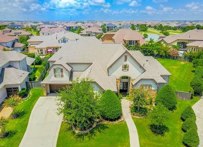 Katy Single Family Home For Sale: 10410 Charter Lake Circle