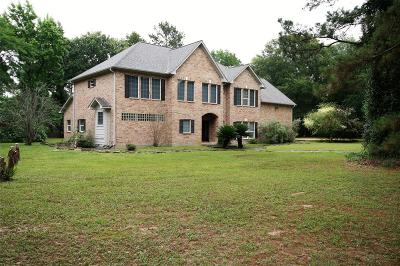 Conroe Single Family Home For Sale: 16676 Stonecrest Drive