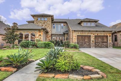 Conroe Single Family Home For Sale: 136 Silverstone Lane