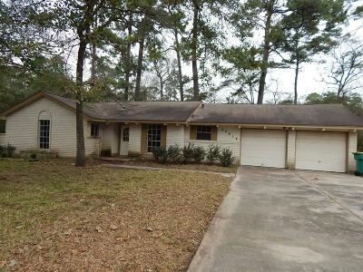Spring Single Family Home For Sale: 24818 Spring Creek Drive