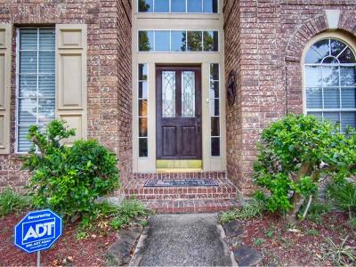 Friendswood Single Family Home For Sale: 607 Fernwood Drive