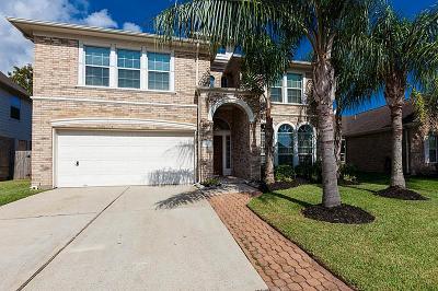 Kemah Single Family Home For Sale: 427 Cardinal Oaks Lane