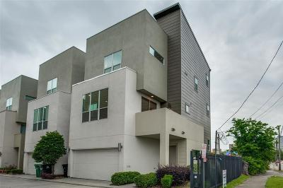Houston Single Family Home For Sale: 2236 Leeland Street