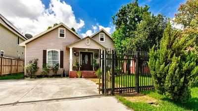 Houston Single Family Home For Sale: 532 W 24th Street