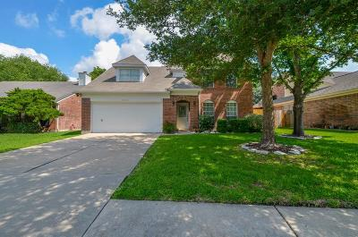 Katy TX Single Family Home For Sale: $172,000