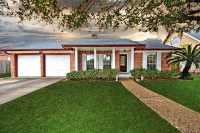 Houston Single Family Home For Sale: 9623 Clanton Street