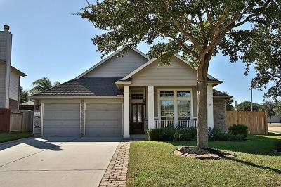 Spring Single Family Home For Sale: 9411 Castlegap Drive