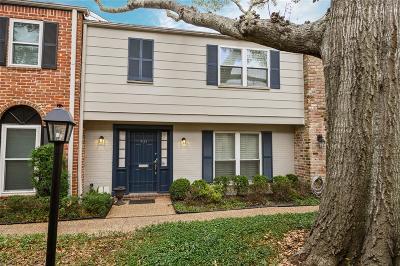 Houston Condo/Townhouse For Sale: 2133 Winrock Boulevard #34