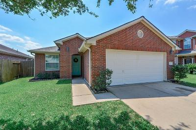 Katy Single Family Home For Sale: 5127 Royal Cypress Drive