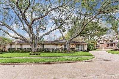Meyerland Single Family Home For Sale: 9603 Moonlight Drive