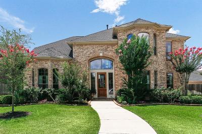 Katy Single Family Home For Sale: 5811 Grandwood Lane