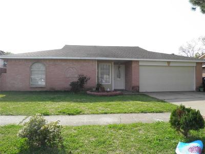 Sugar Land Single Family Home For Sale: 10326 Limewood Lane