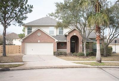 Seabrook Single Family Home For Sale: 1206 Cambridge Court