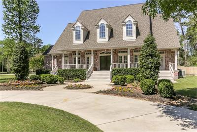 Magnolia Single Family Home For Sale: 9458 Deer Path Lane