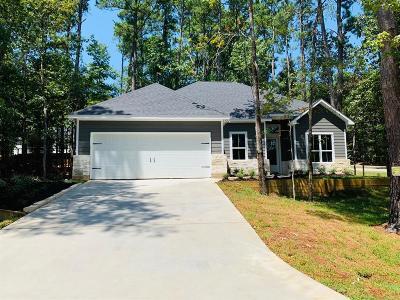 San Jacinto County Single Family Home For Sale: 63 Shetland Court