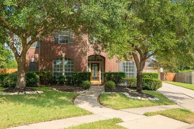 Missouri City Single Family Home For Sale: 4103 Cedar Bend Drive