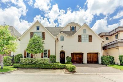 Sugar Land Single Family Home For Sale: 1102 Vista Creek Drive Drive