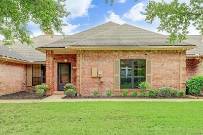 Friendswood Condo/Townhouse For Sale: 211 Skyview Terrace #202
