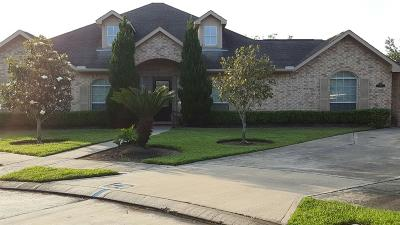 Pearland Rental For Rent: 3501 Carson Court