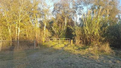 Wharton County Farm & Ranch For Sale: 001 Wallace Street