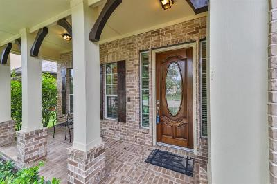 Katy Single Family Home For Sale: 19 Azure Lake Court