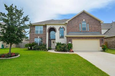 Katy Single Family Home For Sale: 6313 Deer Meadow Lane