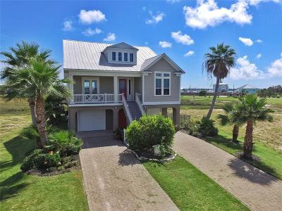 Galveston Single Family Home For Sale: 9413 Vista Bella