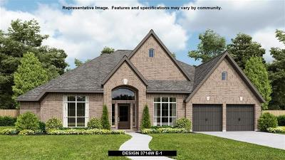 Cypress Single Family Home Pending: 19210 West Josey Overlook Drive