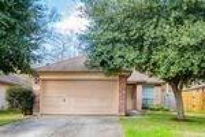 Huffman Single Family Home For Sale: 24331 Strong Pine Drive