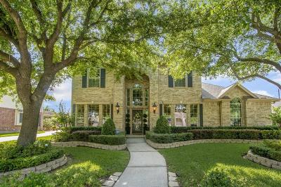 Single Family Home For Sale: 4103 Waterwood Drive