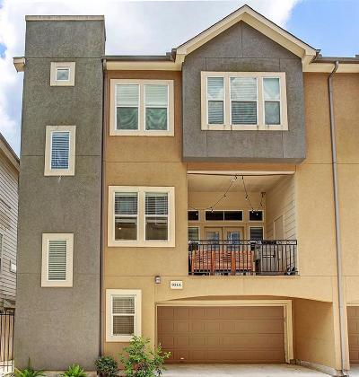 Shady Acres Condo/Townhouse For Sale: 934 W 26th Street #A