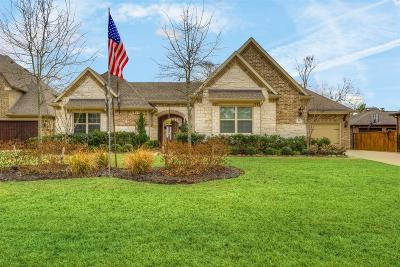 Montgomery Single Family Home For Sale: 106 Del Monte Pines Drive