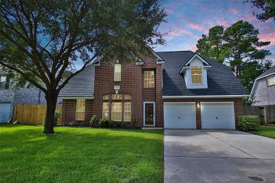 Tomball Single Family Home For Sale: 13523 Sleepy Lane
