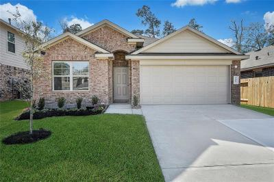 Spring TX Single Family Home For Sale: $227,990