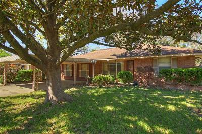 Oak Forest Single Family Home For Sale: 4518 De Milo Drive