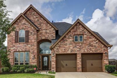 Richmond Single Family Home For Sale: 22335 Slate Oaks Lane