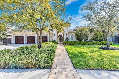 Katy Single Family Home For Sale: 819 Windsor Woods Lane