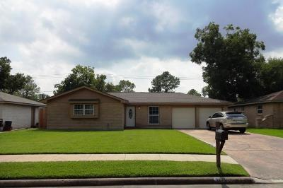 Harris County Single Family Home For Sale: 17006 David Glen Drive