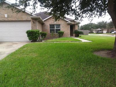 Rosenberg Single Family Home For Sale: 1415 Divin Drive