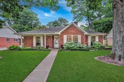 Houston Single Family Home For Sale: 5006 Park Plaza Drive