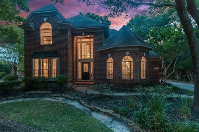 The Woodlands TX Single Family Home For Sale: $549,000