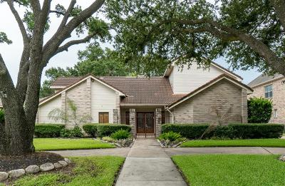 Jersey Village Single Family Home For Sale: 8518 Argentina Street