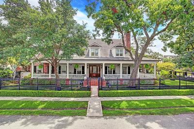 Houston Single Family Home For Sale: 408 E 7th Street