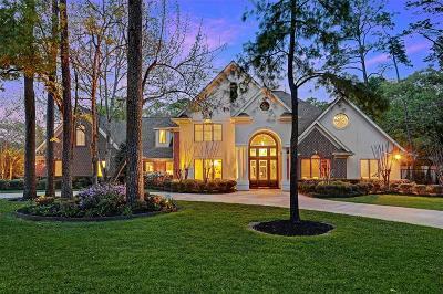 Houston Single Family Home For Sale: 12014 Tall Oaks Street