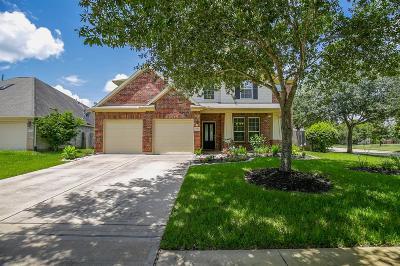 Missouri City Single Family Home For Sale: 7935 Ascot Garden