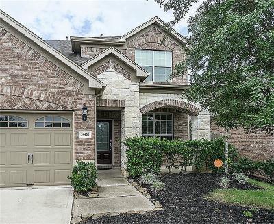 Katy Single Family Home For Sale: 24435 Dartford Springs Lane